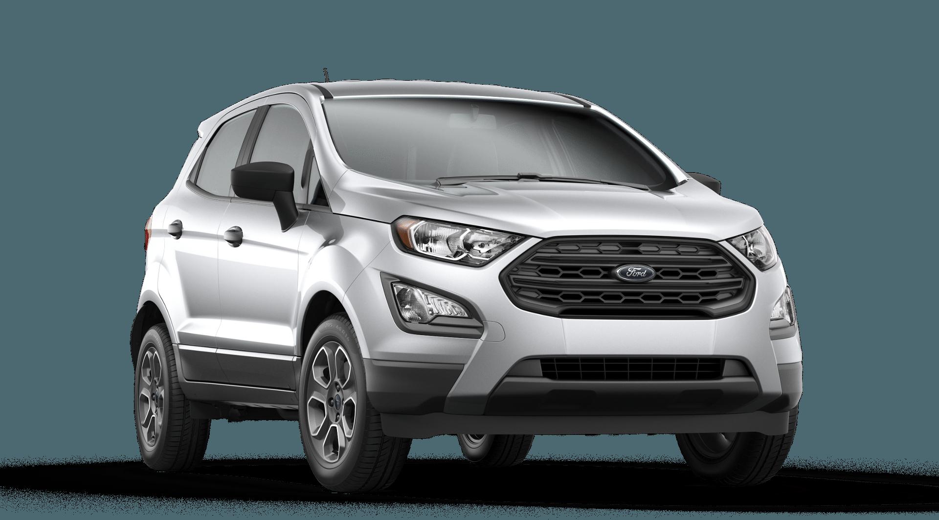 2019 Ford EcoSport S Moondust Silver, 2.0L Ti.