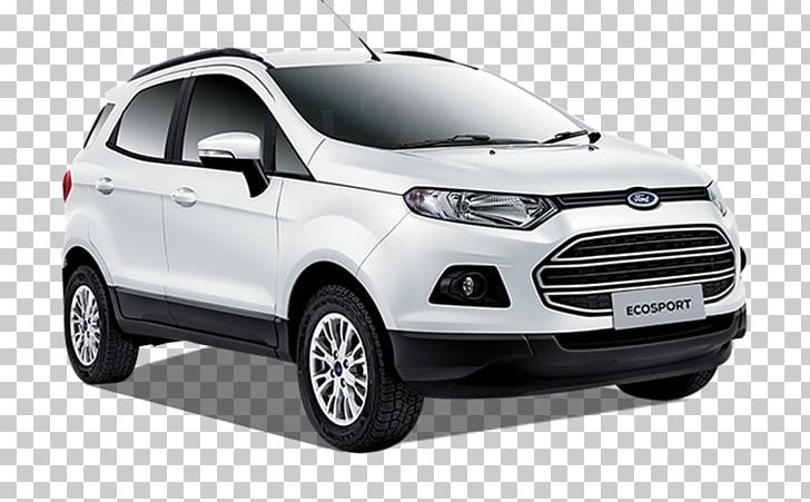 2018 Ford EcoSport Mini Sport Utility Vehicle Car Ford Focus PNG.