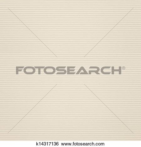 Stock Images of ecru paper background k14317136.