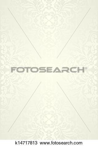 Clipart of ecru background k14717813.