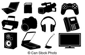 Electronics Vector Clipart EPS Images. 173,345 Electronics clip.