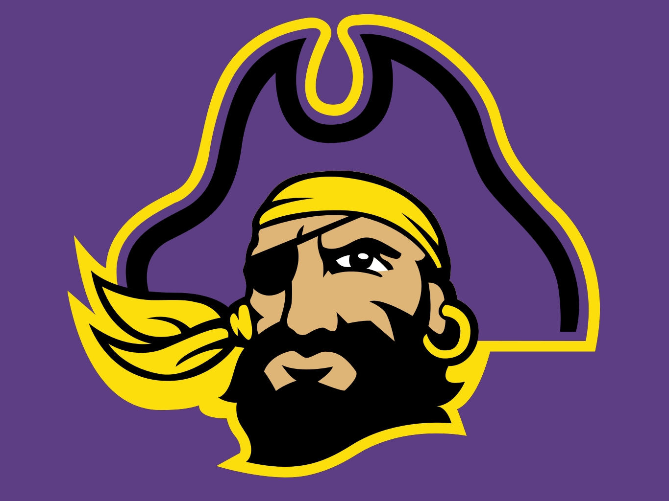 East carolina university clipart.