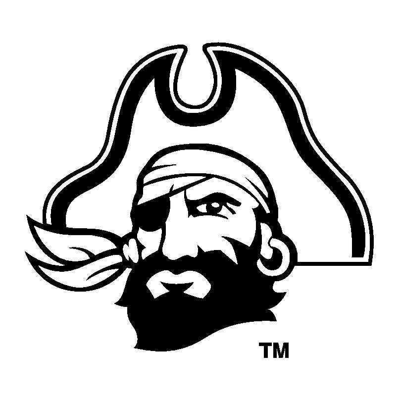 ecu pirates logo.