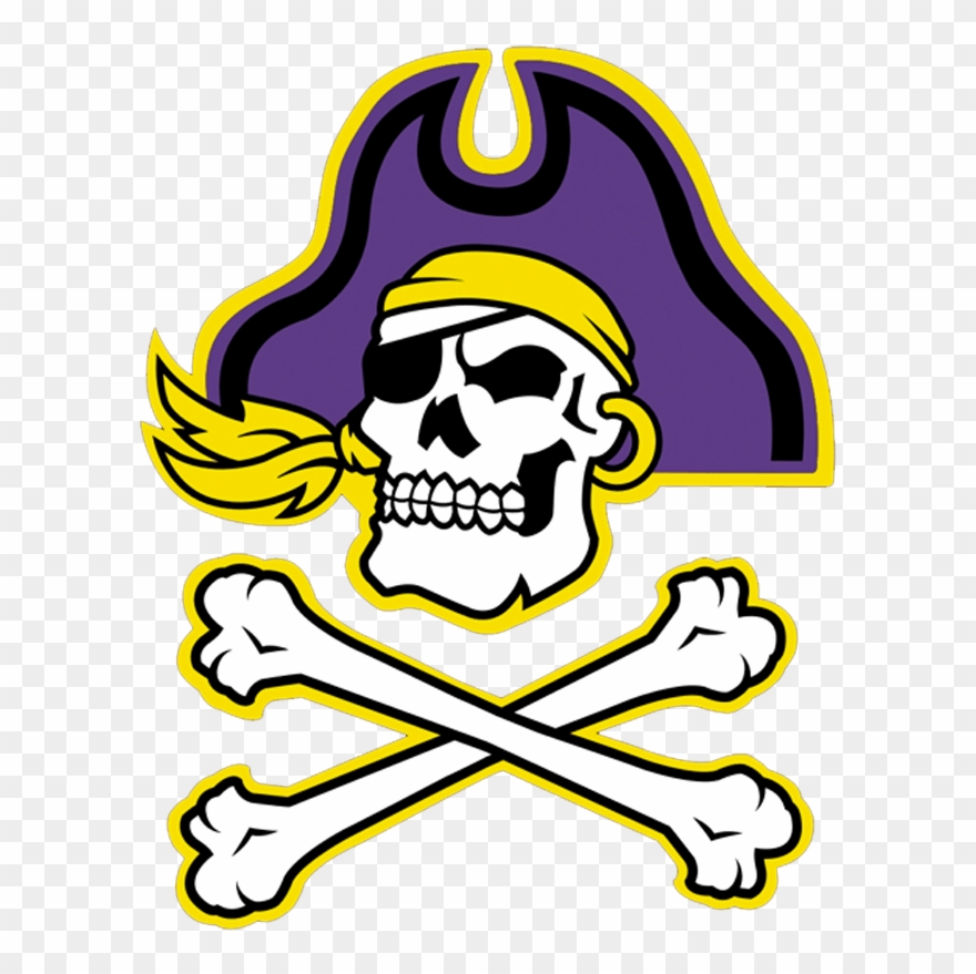 East Carolina Pirates.