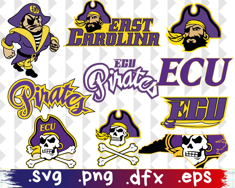 East Carolina University Athletics, East Carolina Pirates.