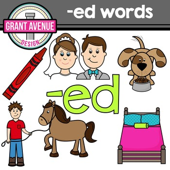 Word Family Clipart.