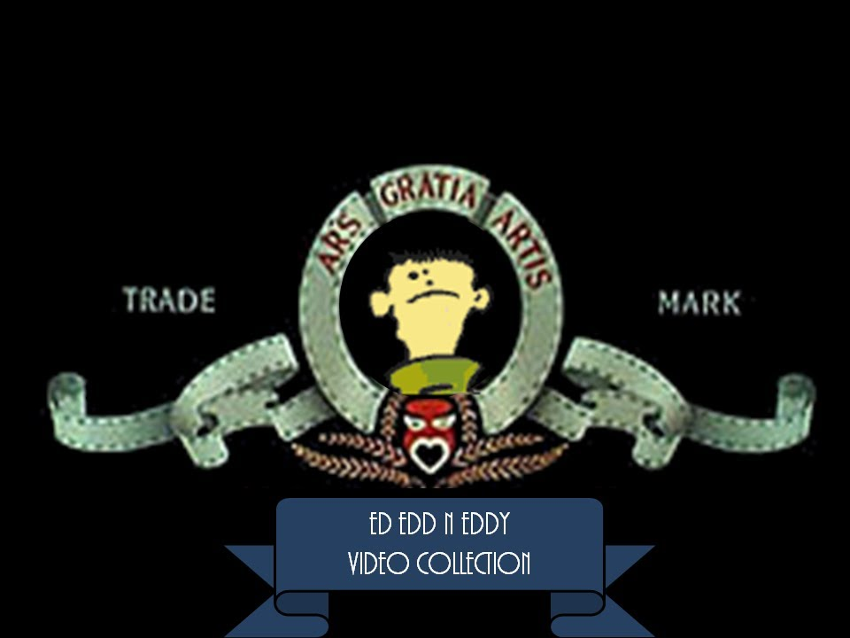 Ed Edd n Eddy Video Collection Metro Goldwyn Mayer Logo.