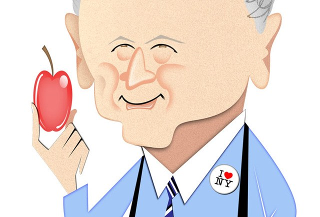 The Proust Questionnaire: Ed Koch.
