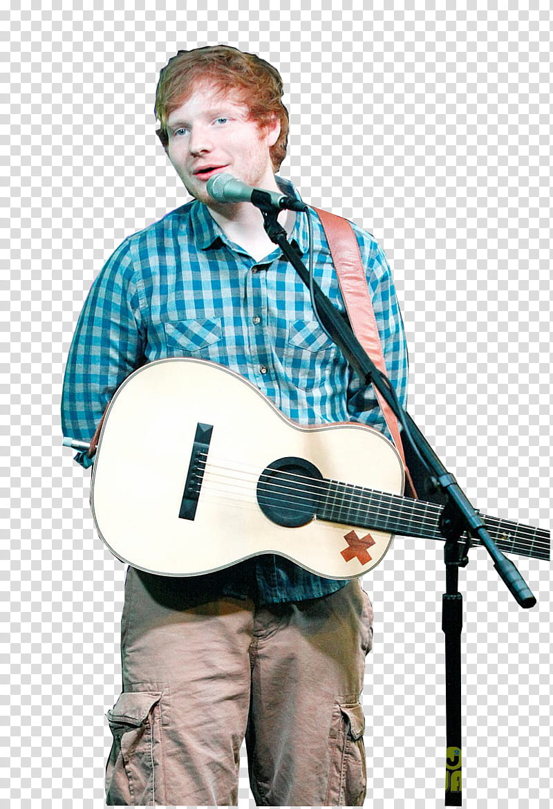 Ed Sheeran presentacion de Julio , Ed Sheeran transparent background.