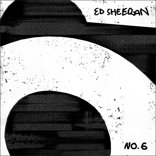 Ed Sheeran No.6 Collaborations Project.