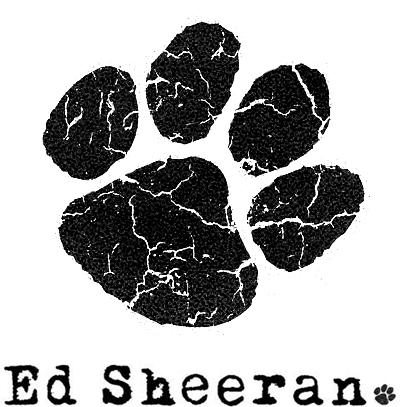 Ed sheeran Logos.