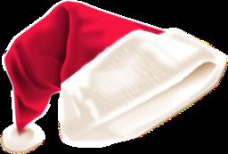 Santas Cap Clipart.