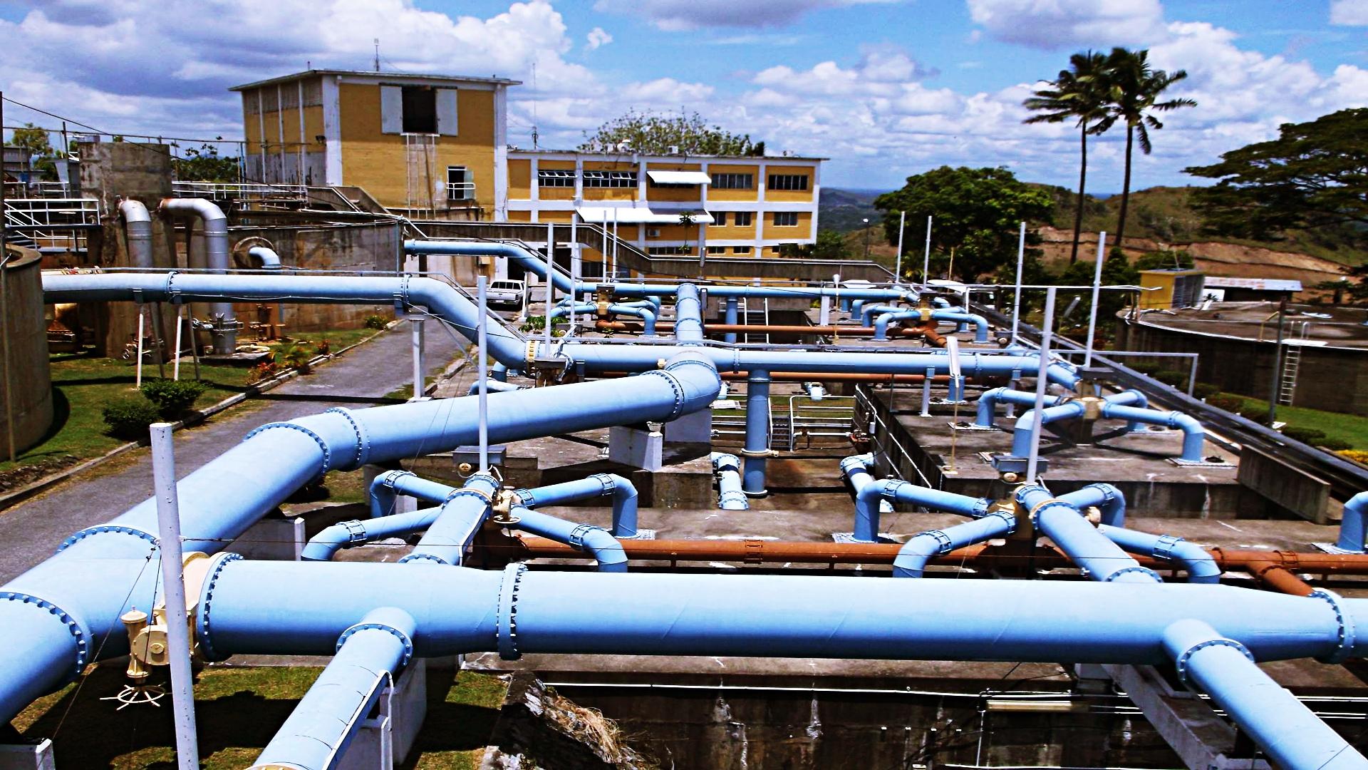 Eda Ranu Upgrades Morata Sewerage Facility.