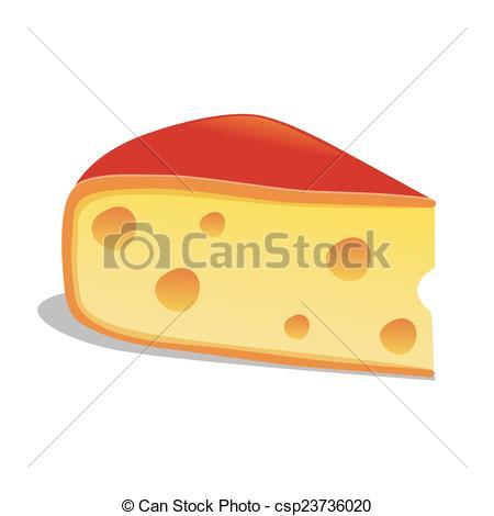 Edam cheese Vector Clipart Royalty Free. 305 Edam cheese clip art.