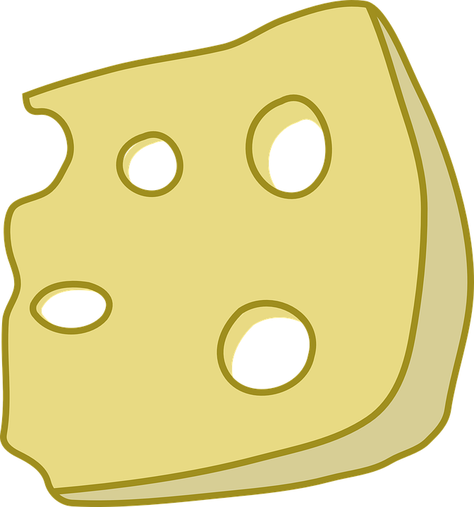 Free vector graphic: Cheese, Food, Edamer, Holes.