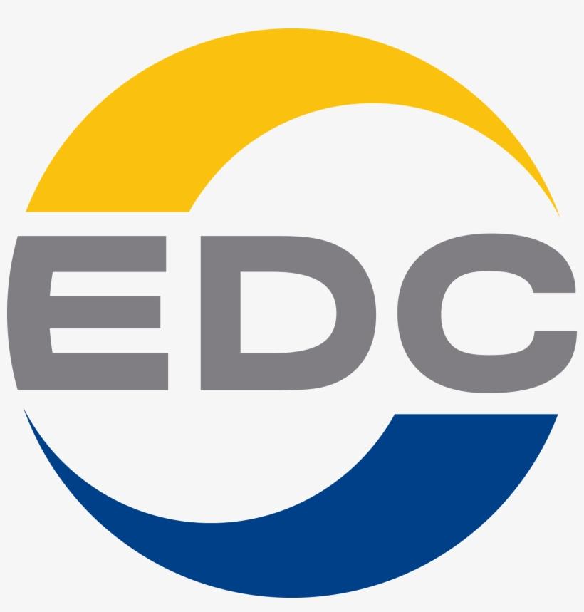 Edc Logo Pos Teglbroen Png Edc Logo.