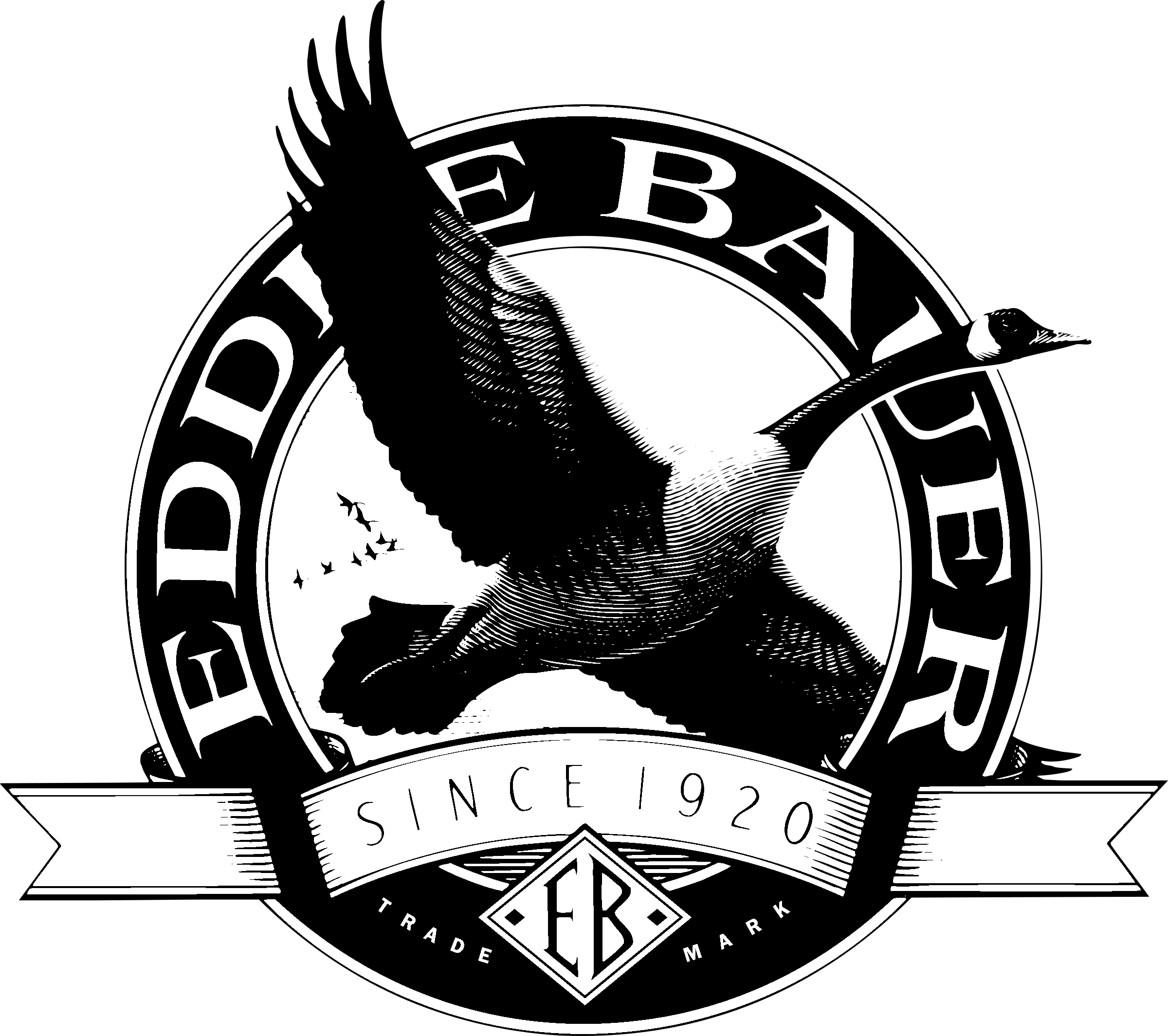 Eddie Bauer 2 Logo PNG Transparent & SVG Vector.
