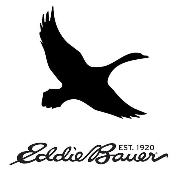 Eddie Bauer.