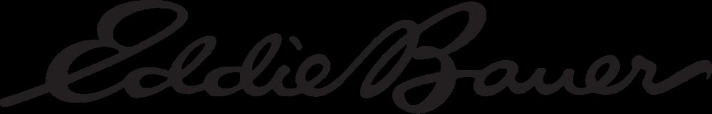 Eddie Bauer Logo / Fashion / Logo.