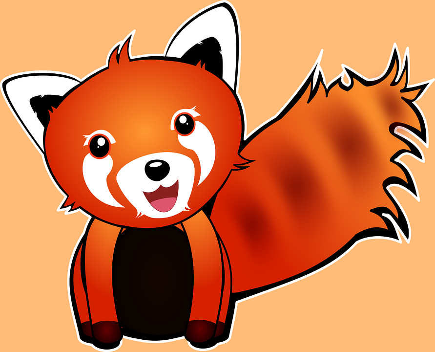 Free photo Design Artwork Animal Drawing Fox Clipart.