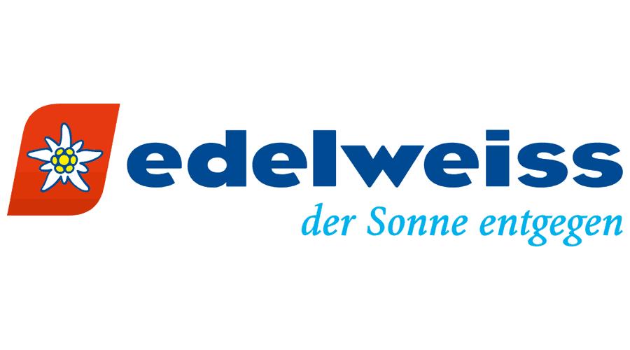 Edelweiss Air Vector Logo.