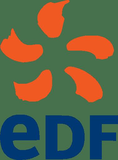 Edf Logo transparent PNG.
