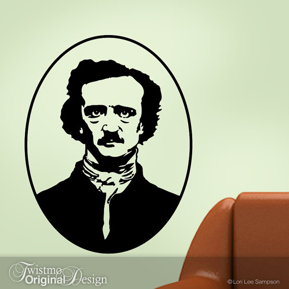 an analysis of edgar allan poe as a famous author