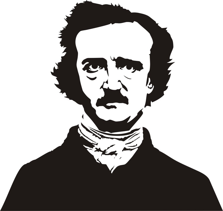 Edgar Allan Poe Clipart Clipground