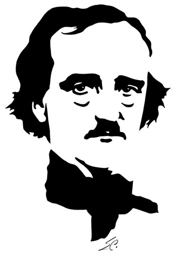 Poe clipart.
