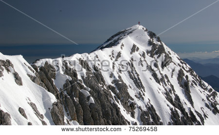 Alps Totes Gebirge Stock Photos, Royalty.
