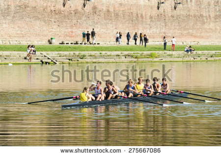 """four_man_canoes"" Stock Photos, Royalty."