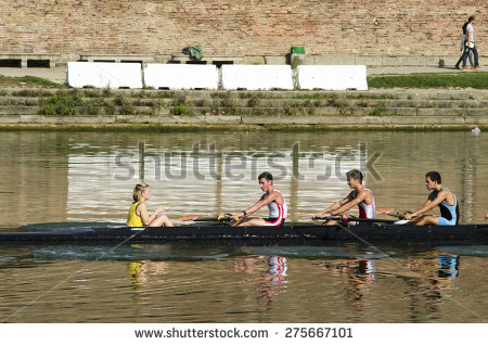 """four_man_canoes"" Stock Photos, Royalty."
