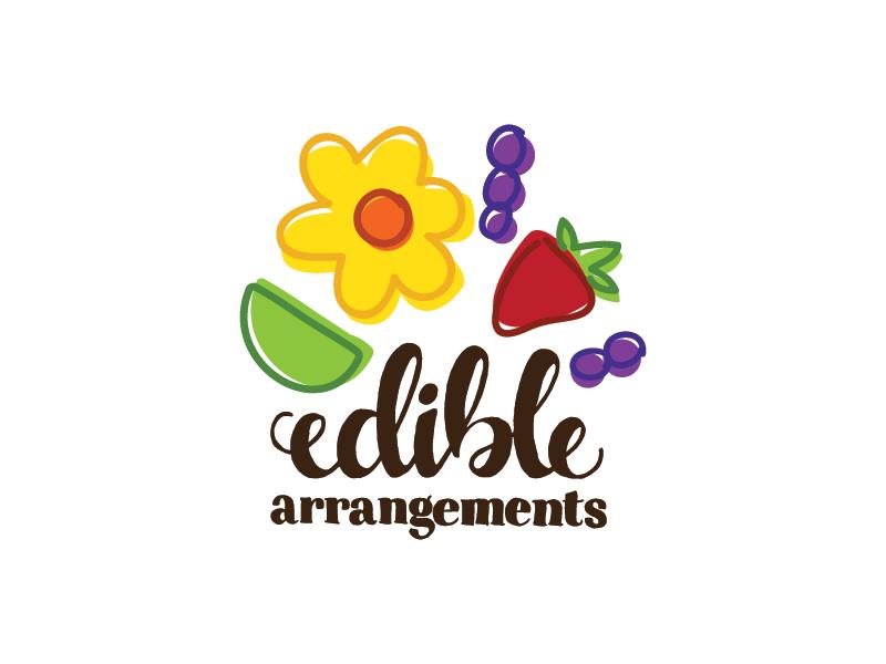 Edible Arrangements Logo Rebranding by Una Kravets on Dribbble.
