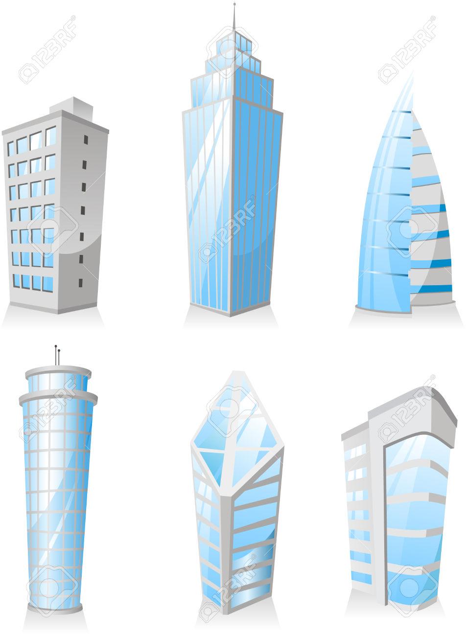 Skyscrapers Tower Skyscraper Apartment Penthouse Edifice Structure.