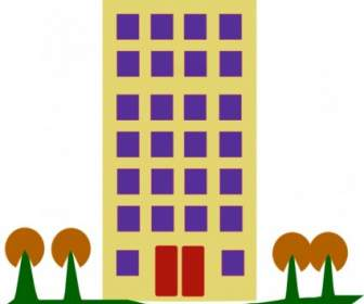 Edificio Abbattimento ClipArt.