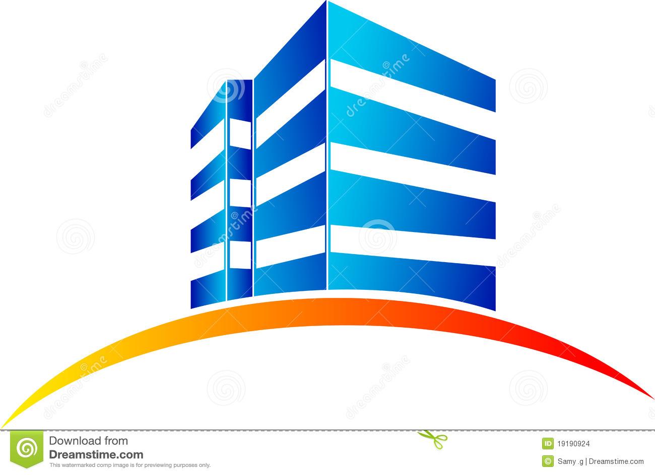 Building Stock Illustrations.