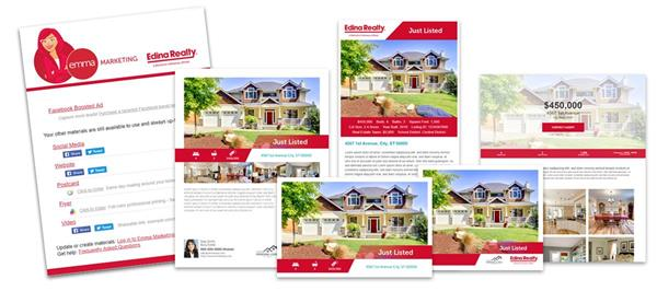"Edina Realty Launches ""Emma Marketing"" Automation for Agents."