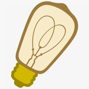 PNG Edison Bulb Cliparts & Cartoons Free Download.
