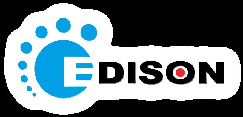 Edison logo png » PNG Image.