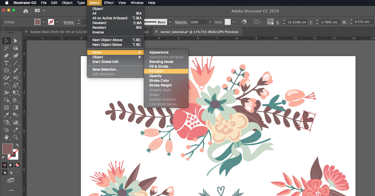 Leveling Up Your Creativity: How To Edit Vectors in Adobe.