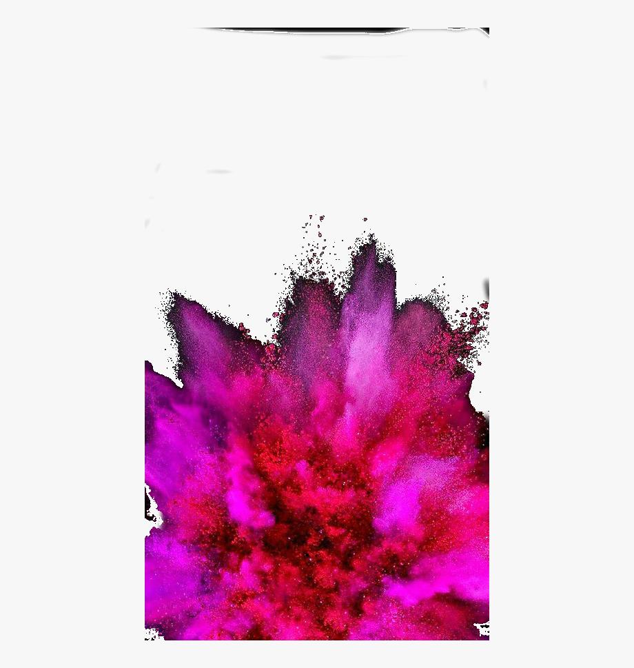 Aesthetic Edit Overlays Paint Splatter Png Art.
