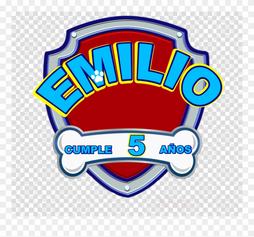 Download Logo Paw Patrol Emilio Clipart Logo Clip Art.