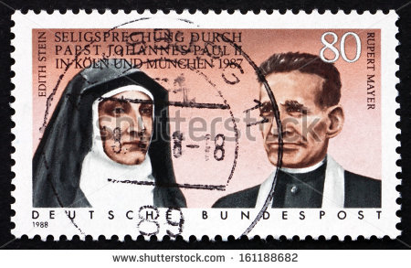 Edith Stein Stock Photos, Royalty.