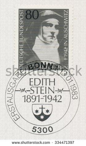 Edith Stein Stock Photos, Royalty.