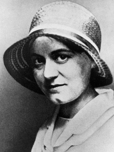Edith Stein.