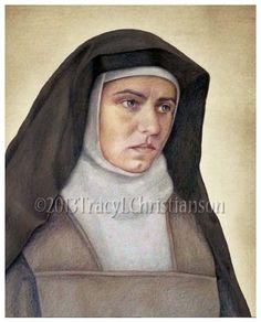Edith stein, St edith stein and Saints on Pinterest.
