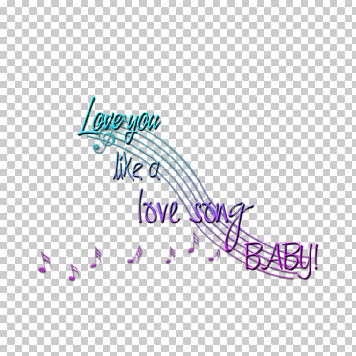 Love Text editing, material PNG clipart.