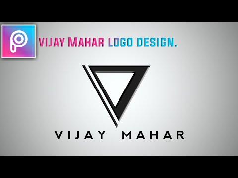 vijay mahar logo design.