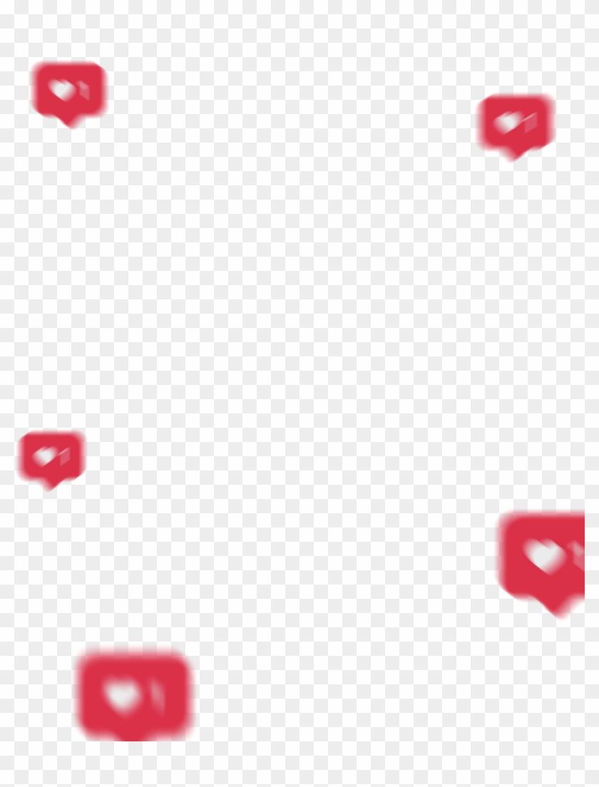 Insta Heart Motion Blur Creative Mobile Instagram Editing.