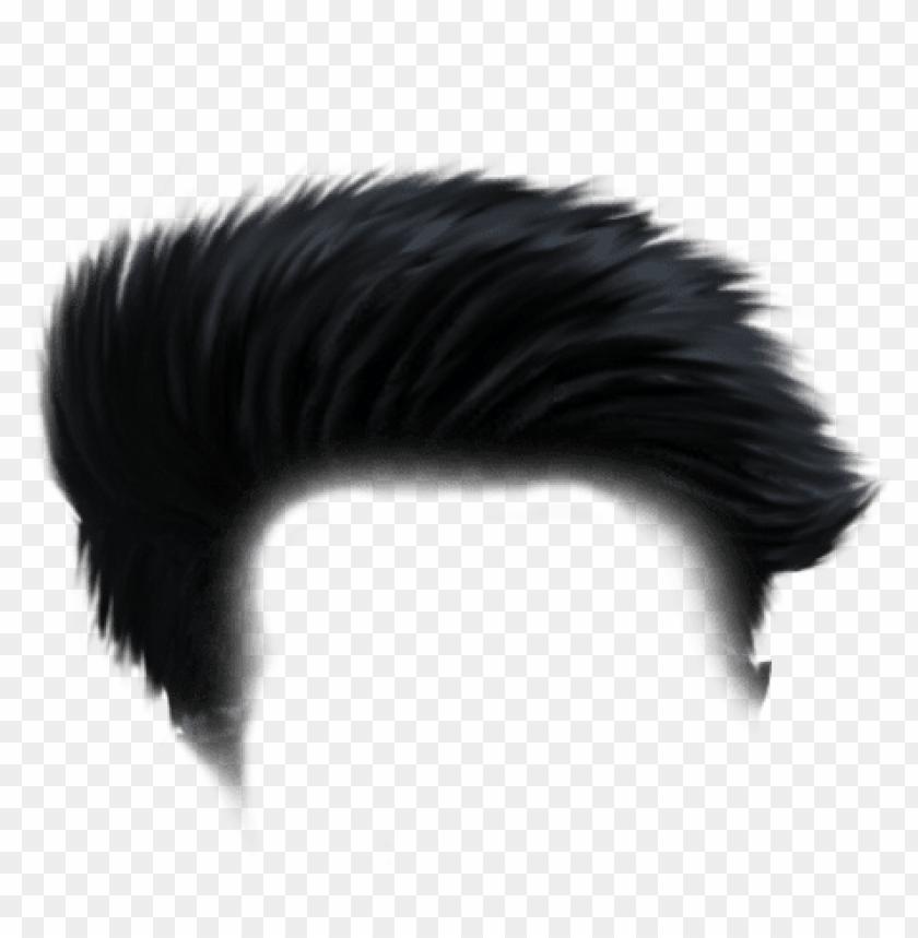 long guy hair png.